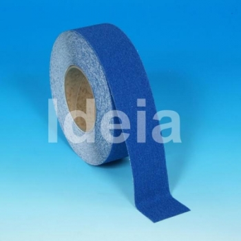 Teip Safety-Grip, abrasiivne, sinine, 50mm/18,3m