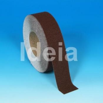 Teip Safety-Grip, abrasiivne, pruun, 50mm/18,3m
