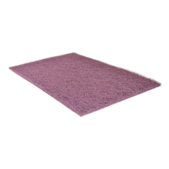 """Hõõruk põrandahooldusmasinale, lilla (väga agressiivne), kandiline 14""""x28"""" (35x70cm)"""
