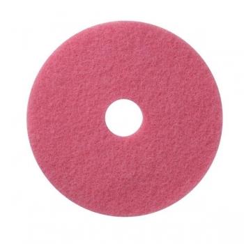 "Polüesterketas põrandapesumasinale, 13"", roosa (Flamingo)"