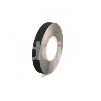 Teip Safety-Grip, abrasiivne, must, 25mm/18,3m