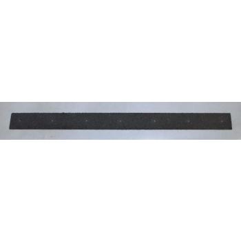 DeckGrip libisemiskindel riba, peeneteraline, must, 90 x 1200mm