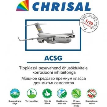 ACSG - õhusõidukite pesuaine, 1L