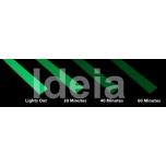 Teip Photoluminescent Egress järelhelenduv markeerimisteip, mittekäidav, 25mm/10m