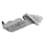 Mopp Swep Duo MicroTech, kahepoolne narmasmopp, 50cm