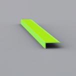 EdgeGrip Safety Glow järelhelendav libisemiskindel trepinina, 70x30mm x 1,5 m, jäme tera