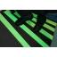 EdgeGrip Safety Glow järelhelendav libisemiskindel trepinina, 70x30mm x 1 m, jäme tera